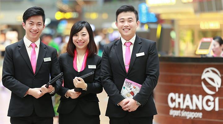Layanan Baru dari Bandara Changi untuk Turis Indonesia