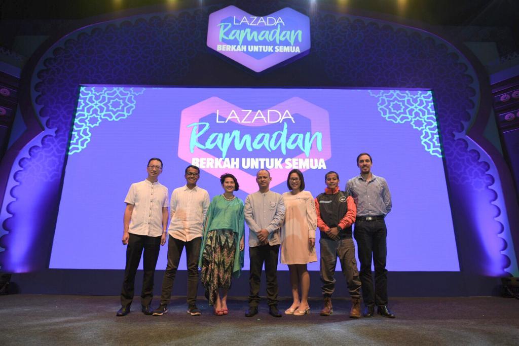 Lazada Berbagi Berkah di Bulan Ramadan