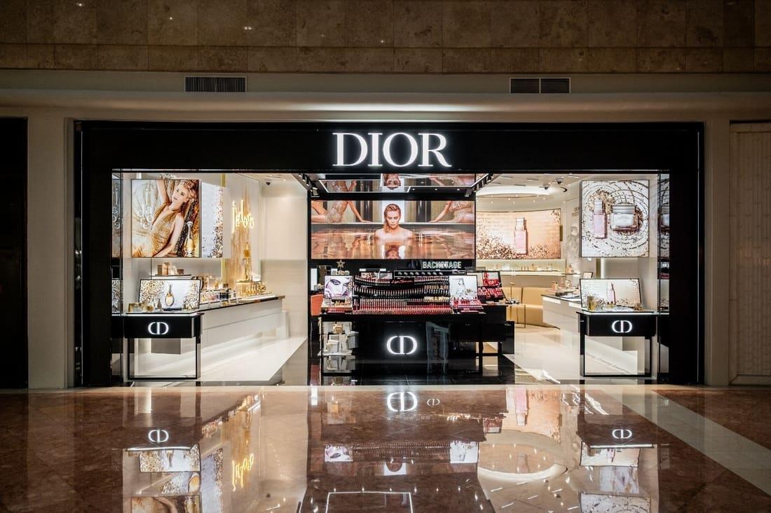 Lengkapnya Butik Dior Beauty Terbaru di Plaza Senayan