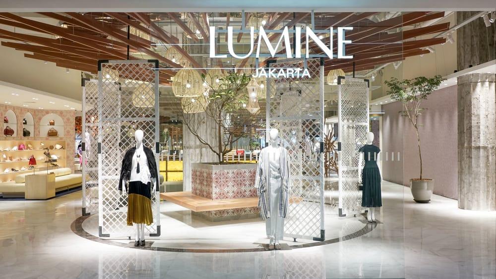 Lumine Hadirkan Suasana Tokyo di Jakarta