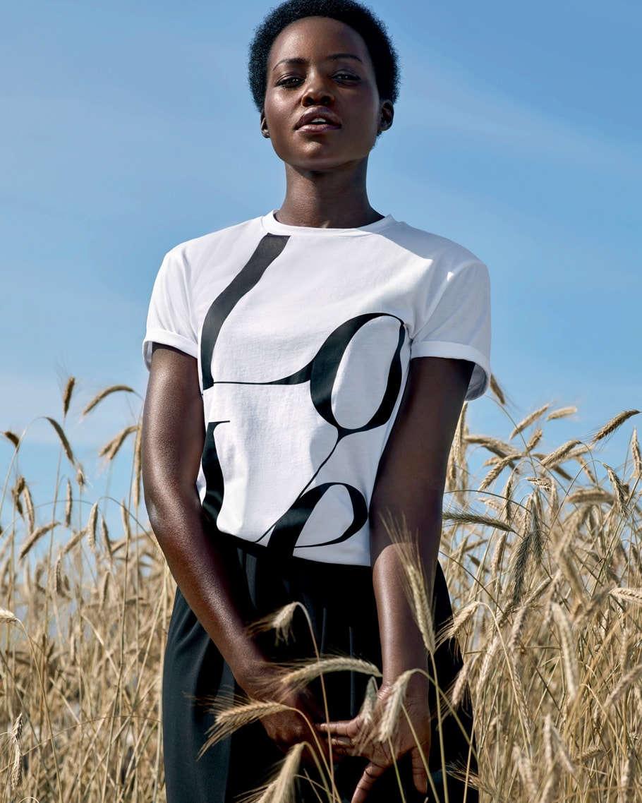 Lupita Nyong'o Bergabung Dalam 'Watch Hunger Stop'