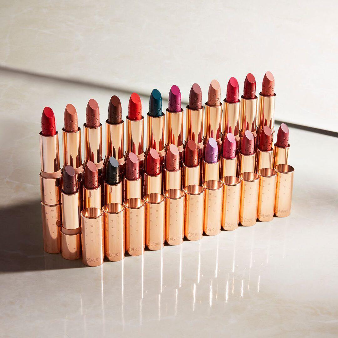 Lux Lipstick: Lipstik Tradisional Mewah Dari Colourpop