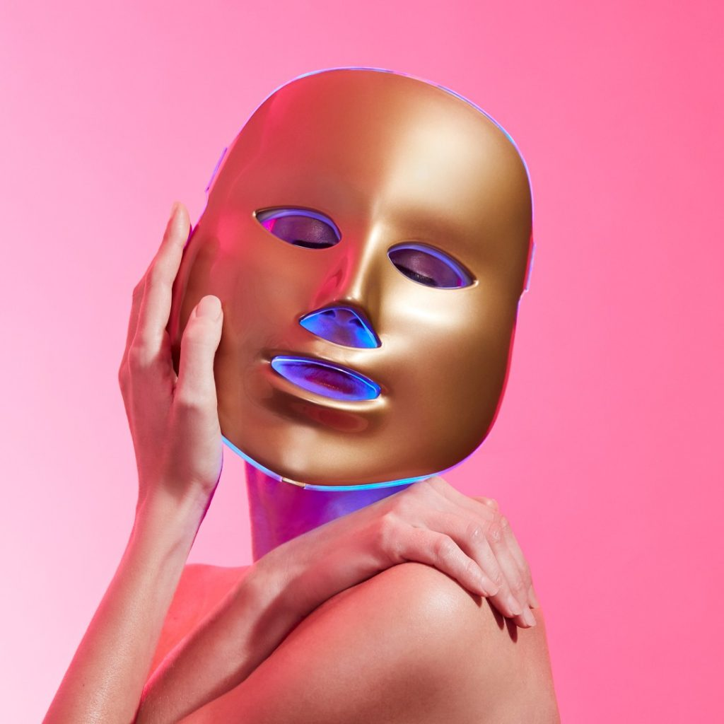 6 Masker Cahaya LED Untuk Manjakan Diri Di Rumah