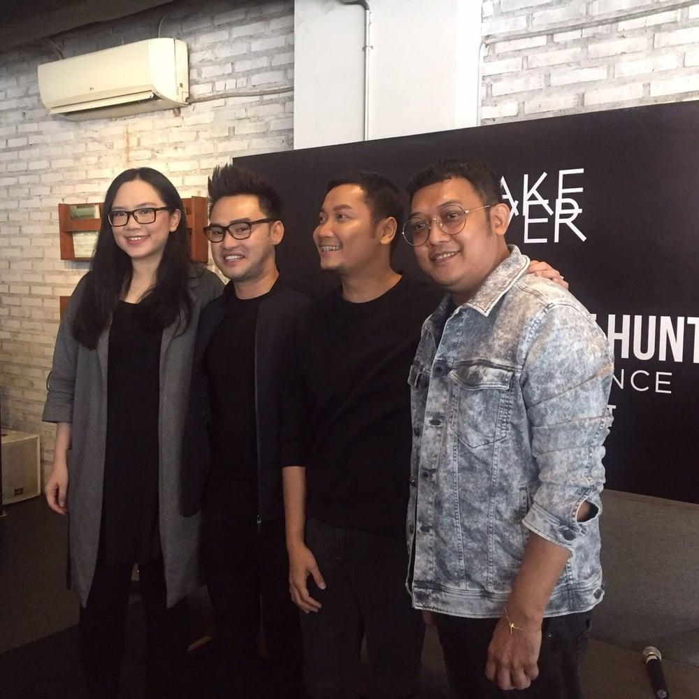 Make Over Cari Penata Rias untuk Jakarta Fashion Week
