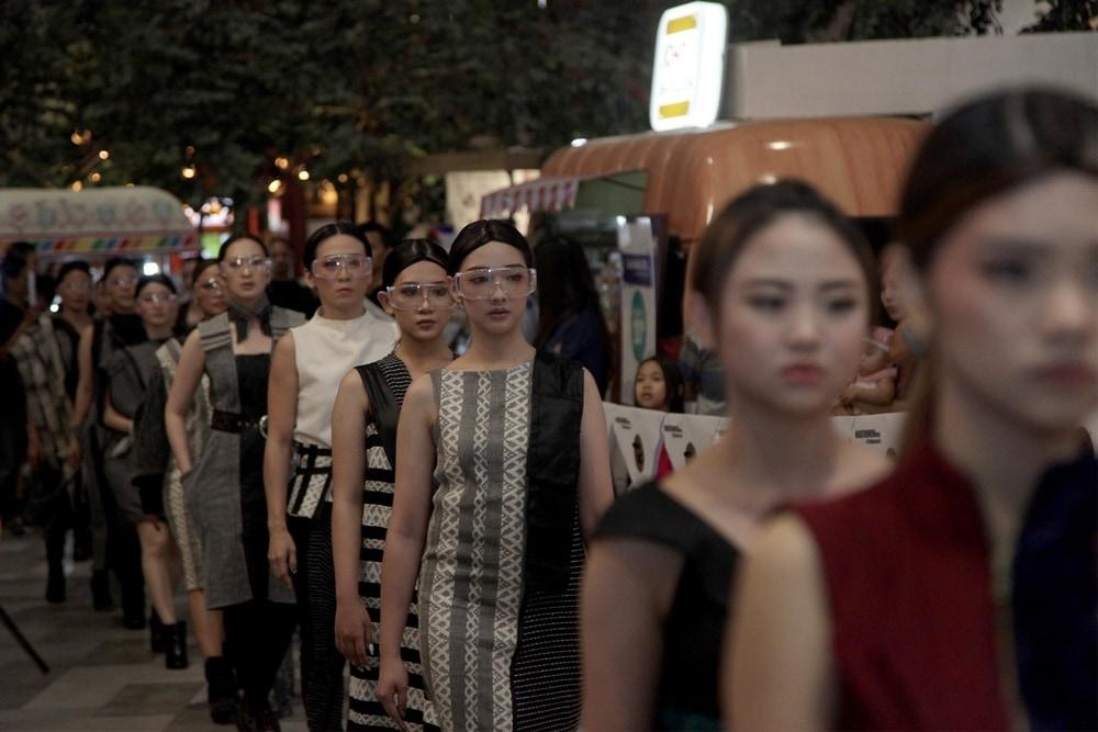 'Marathon Runway', Peragaan Busana Tak Biasa dari Afen