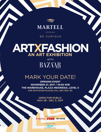 Martell Art x Fashion 2017