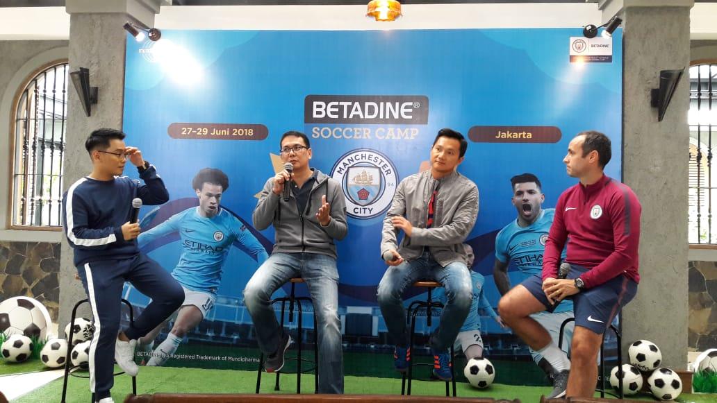 Mengembangkan Bakat Sepak Bola Anak-anak Indonesia
