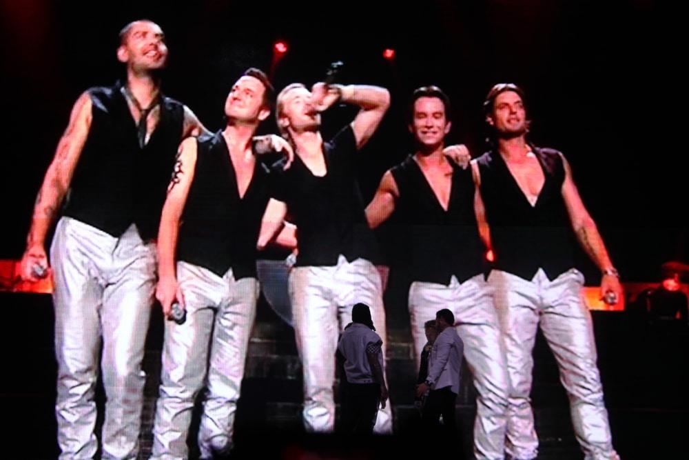 Mengenang Stephen Gately di Konser Perpisahan Boyzone