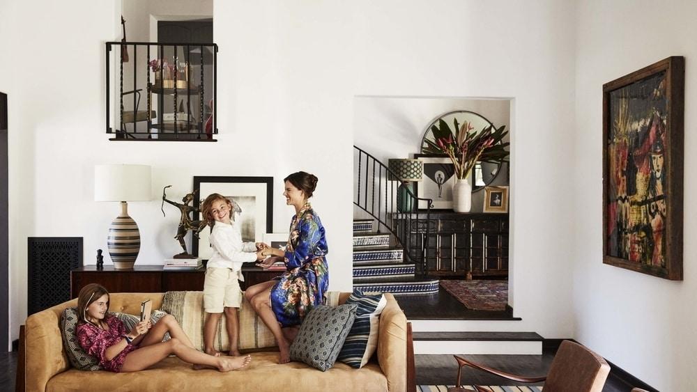 Mengintip Indahnya Rumah Supermodel Alessandra Ambrosio