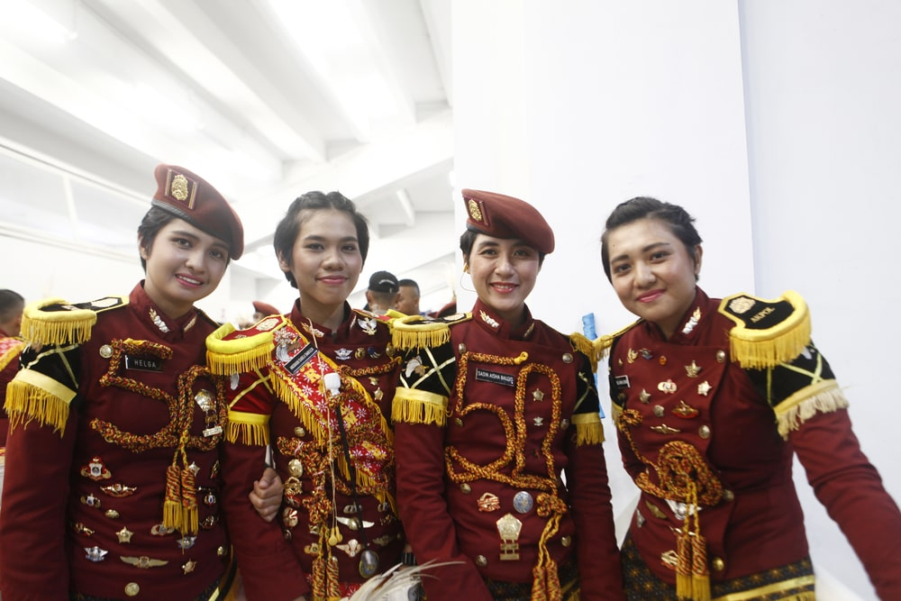 Mengintip Potret Seru di Balik Panggung Asian Games