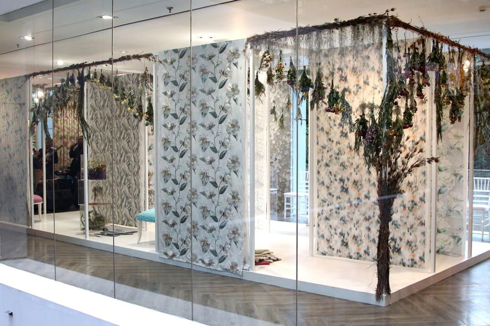 Mengulik 'Gardenia', Wallcovering Penuh Bunga dan Warna