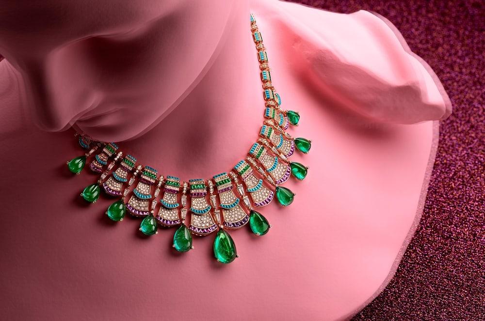 Mengulik Koleksi Perhiasan Terbaru 'Wild Pop' Bvlgari