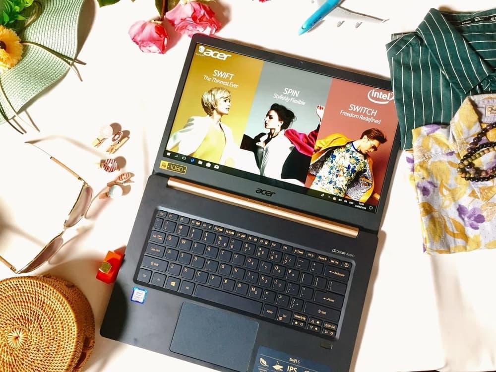 Mengungkap Spesifikasi 'Swift 5', Laptop Terbaru Acer