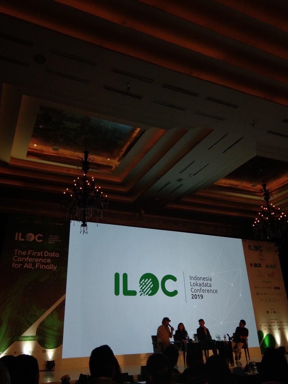Mengupas Data di 'ILOC' Konferensi Lokadata Indonesia