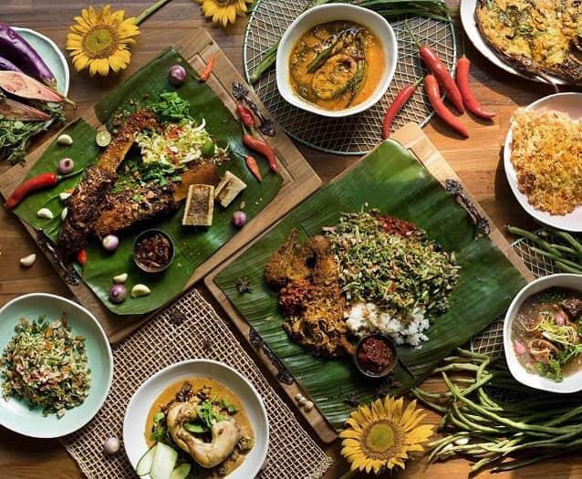 Menu Asian Comfort Food di Feast Society by Kokiku