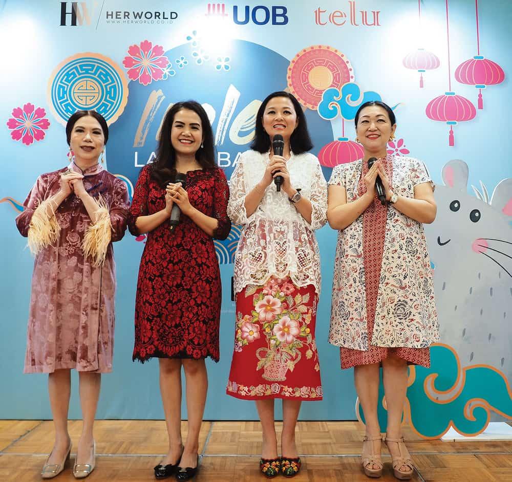 Merayakan Tahun Tikus di Imlek Lady's Bazaar