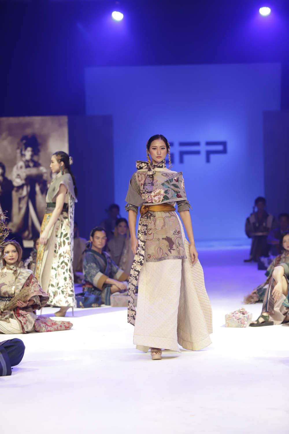 Meriahnya Selebrasi Mode di Surabaya