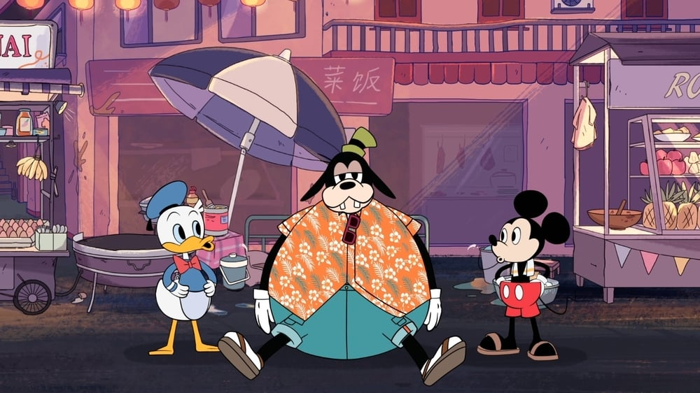 'Mickey Go Local' Kenalkan Budaya di Asia Tenggara
