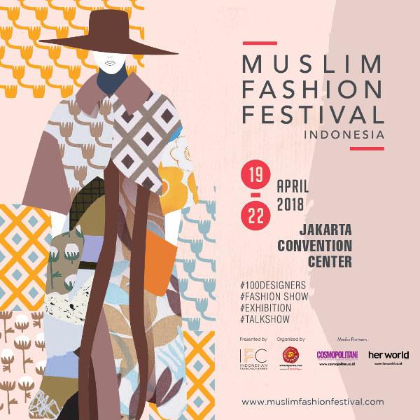 Muslim Fashion Festival Indonesia