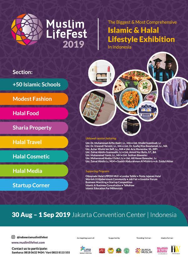 Muslim Life Fest  2019