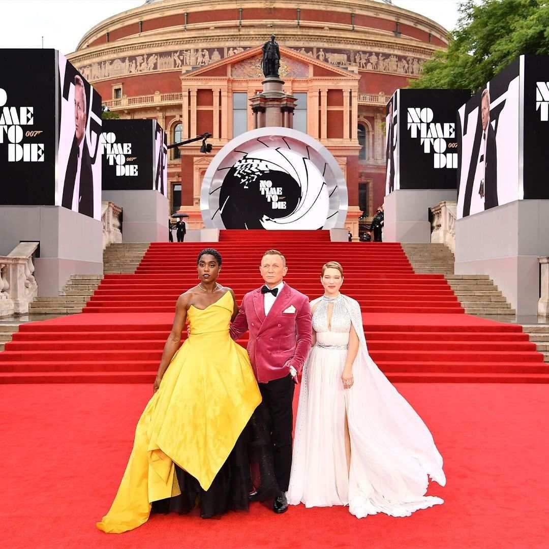 No Time To Die, Film James Bond Terbaru Akhirnya Rilis