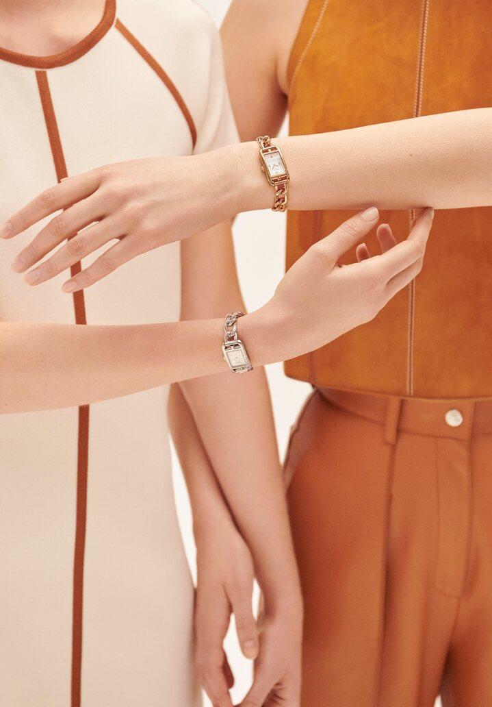 The Nantucket, jam tangan Hermes dengan desain yang menawan