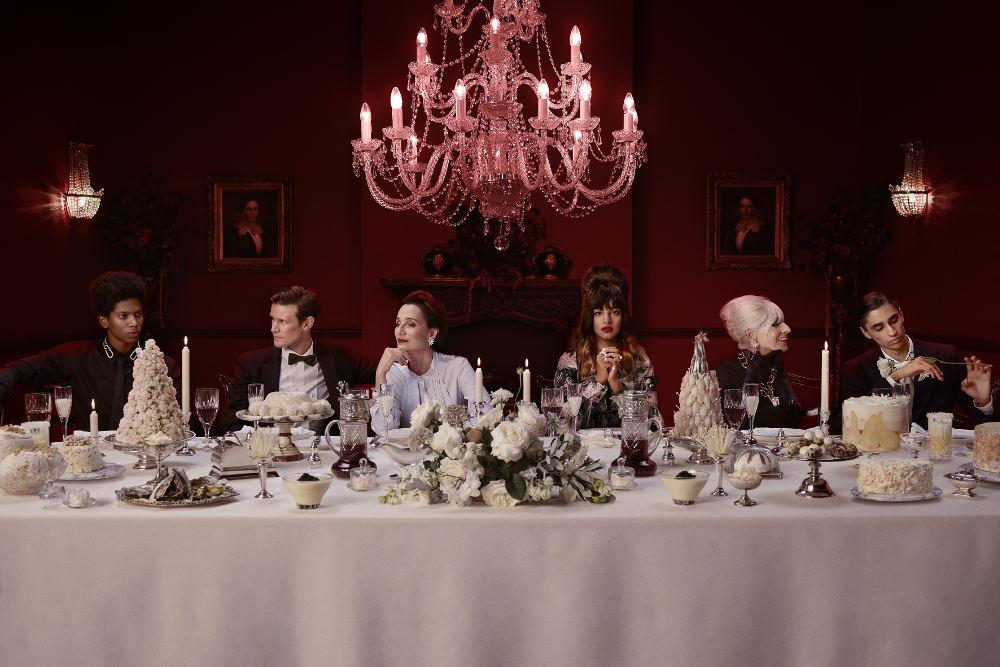 Natal Khas Inggris di Kampanye Iklan Terbaru Burberry