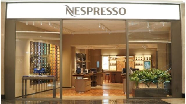 Nespresso Membuka Butik Baru di Pondok Indah Mall 3