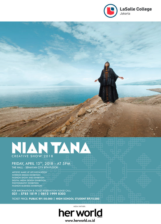 Nian Tana Creative Show 2018