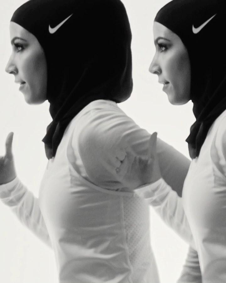 Nike Pro Hijab Akhirnya Tersedia Di Zalora