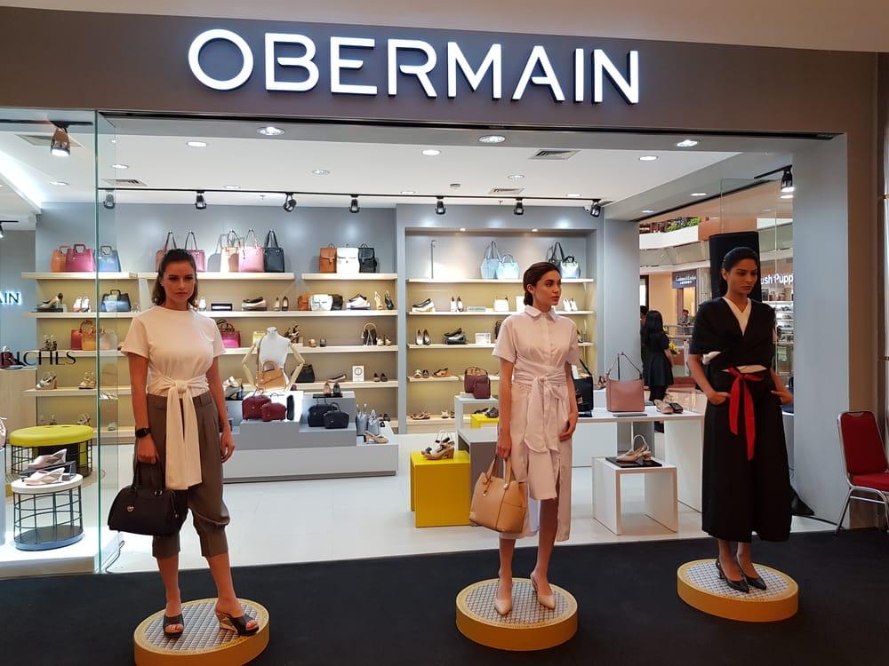 Obermain Buka Toko Flagship Di Pondok Indah Mall 1