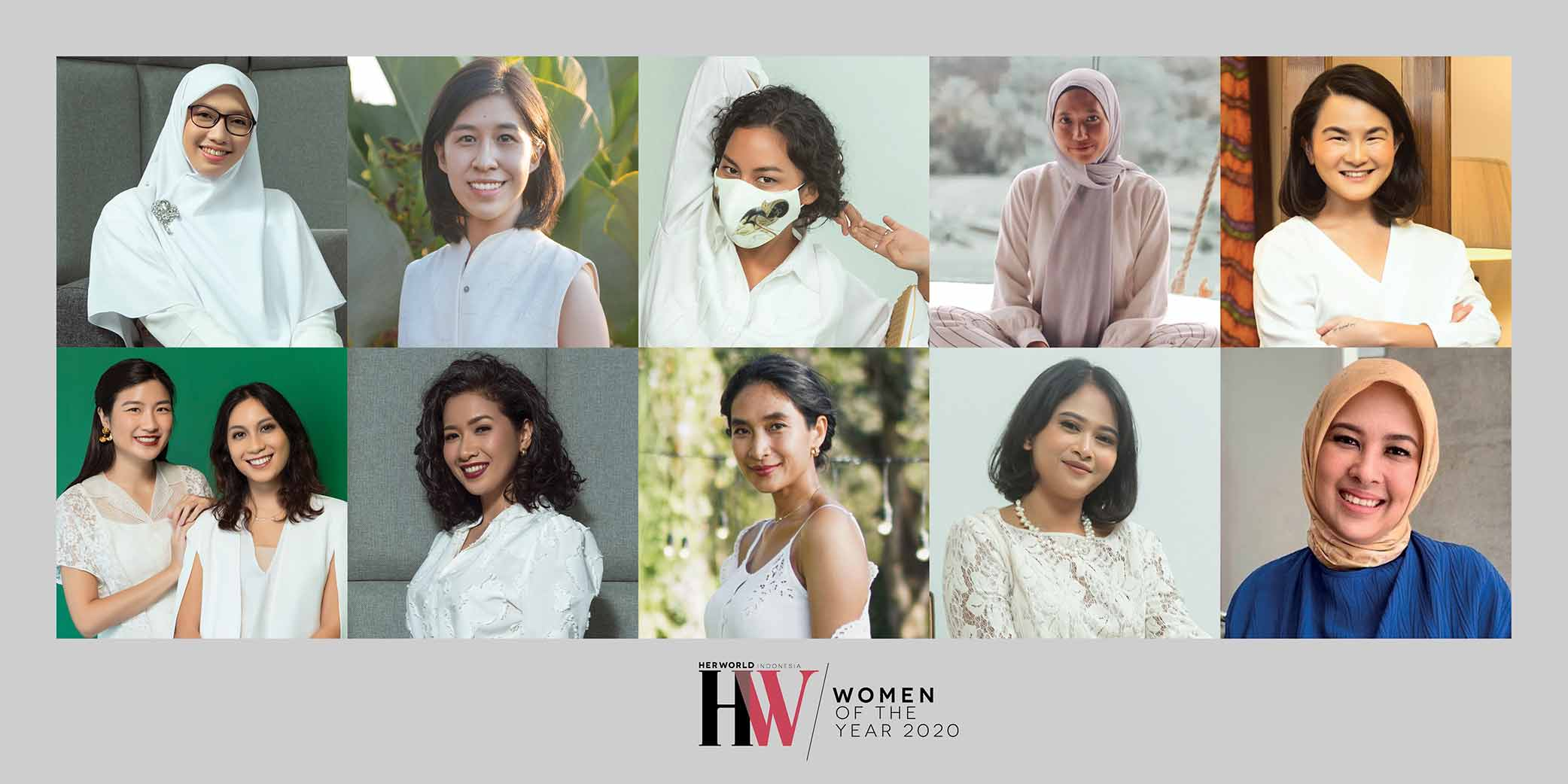 Apresiasi Her World Pada Women of The Year 2020