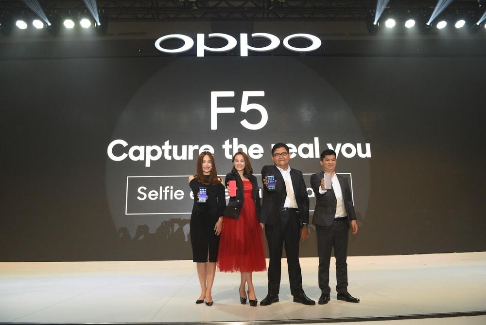 Oppo F5: Perangkat Selfie Expert Terbaru