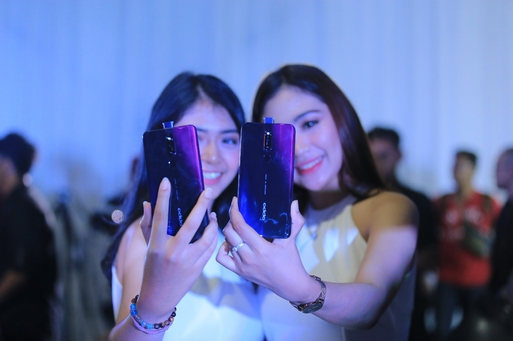 Oppo Rilis Seri F11: Andalkan Kamera untuk Minim Cahaya