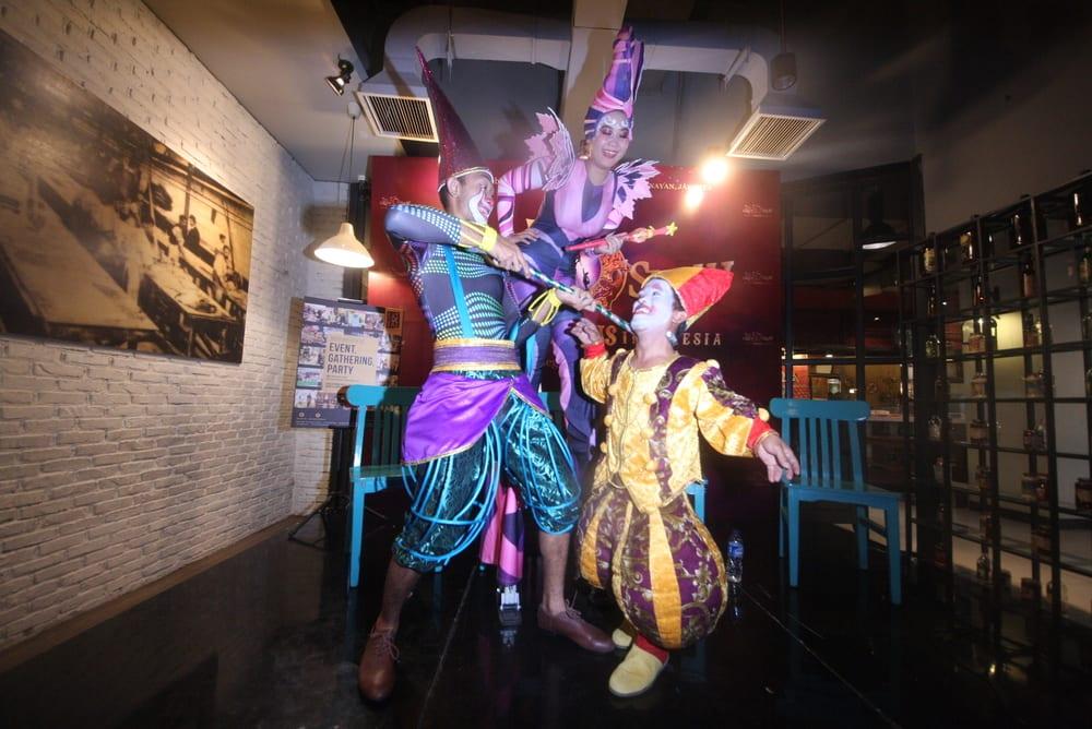 Oriental Circus Kembali Beraksi di 'The Great 50 Show'