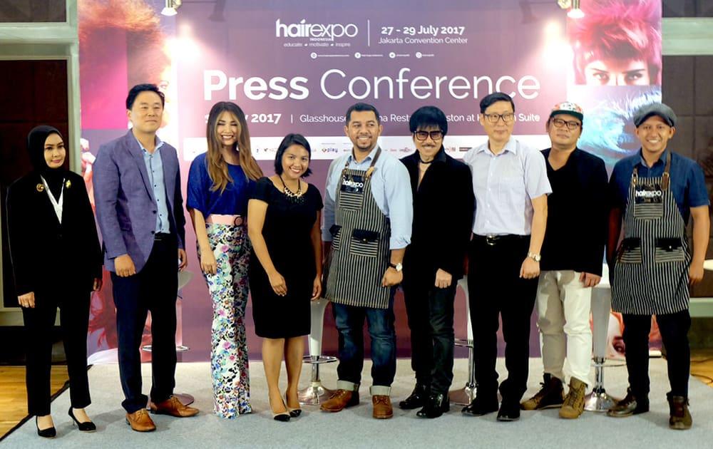 Pameran Hair Expo Segera Hadir di Indonesia