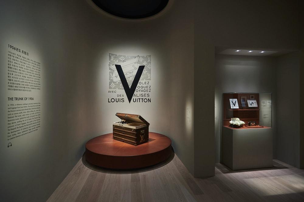 Pameran Volez, Voguez, Voyagez oleh Louis Vuitton