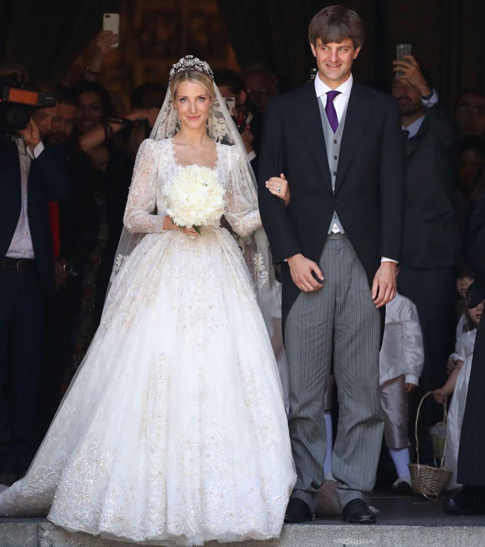 Pangeran Ernst-August Jr. Menikahi Ekaterina Malysheva