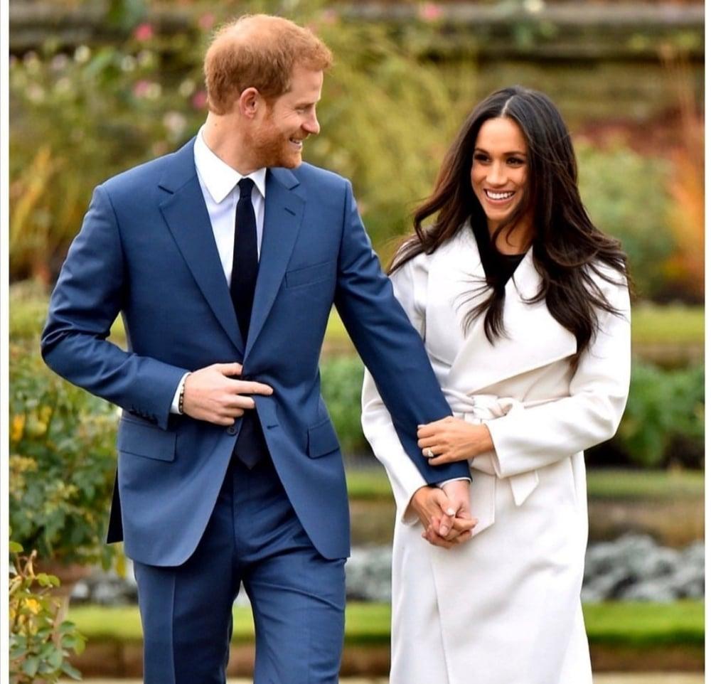 Pangeran Harry & Meghan Markle Mundur Dari Kerajaan