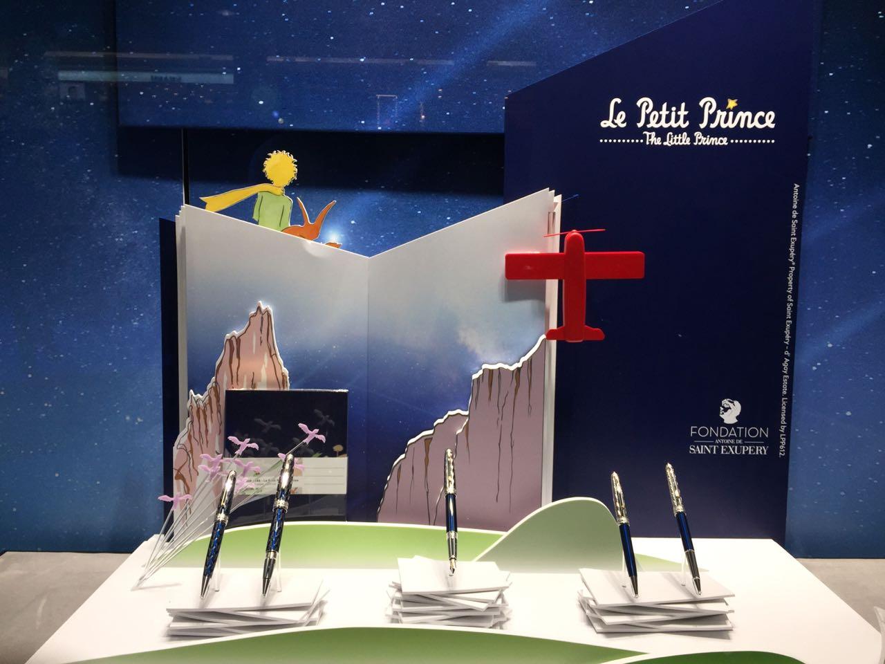'Pangeran Kecil' di Koleksi Terbaru Mont Blanc