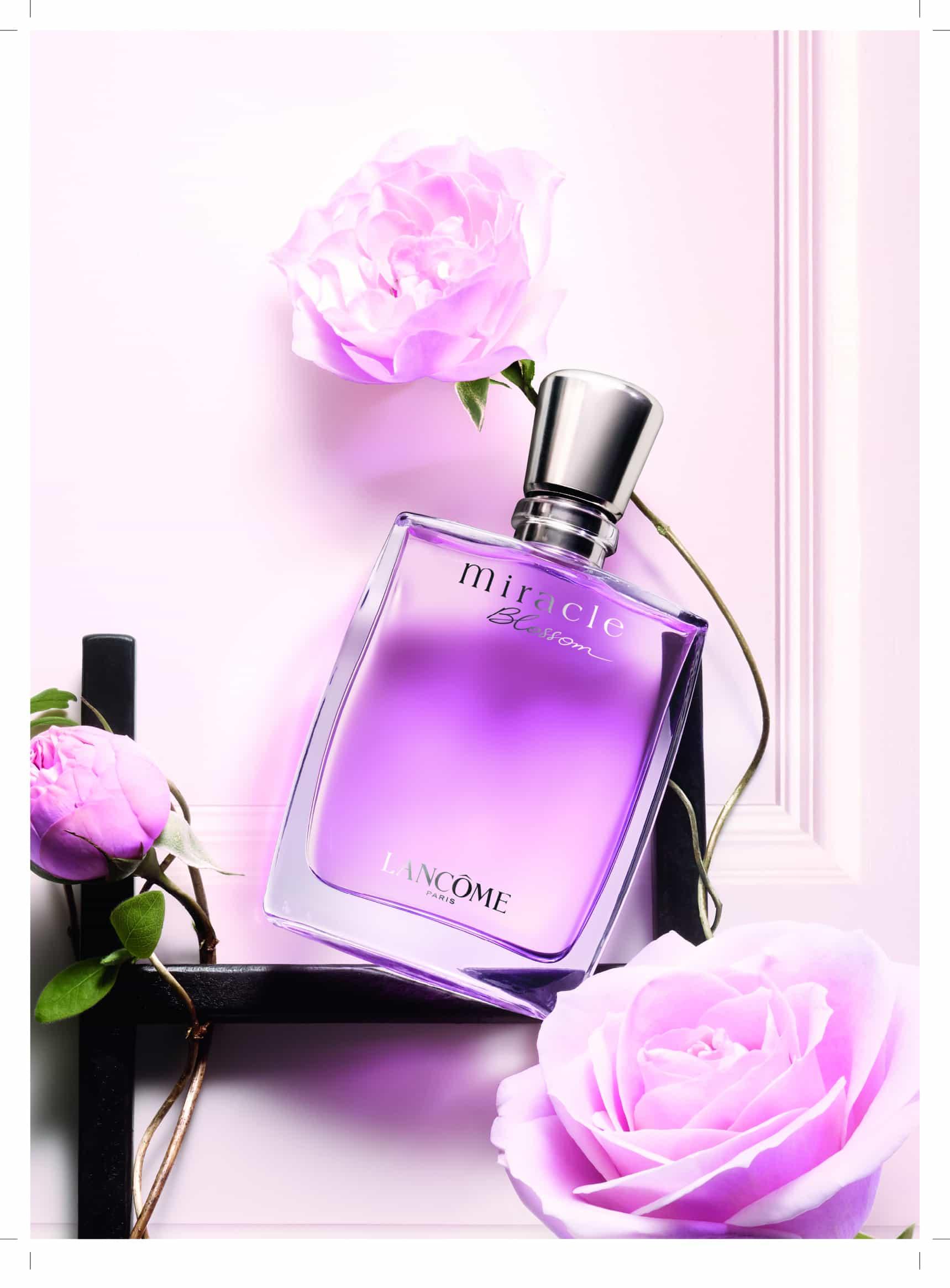 Parfum Lembut untuk Hari Pernikahan