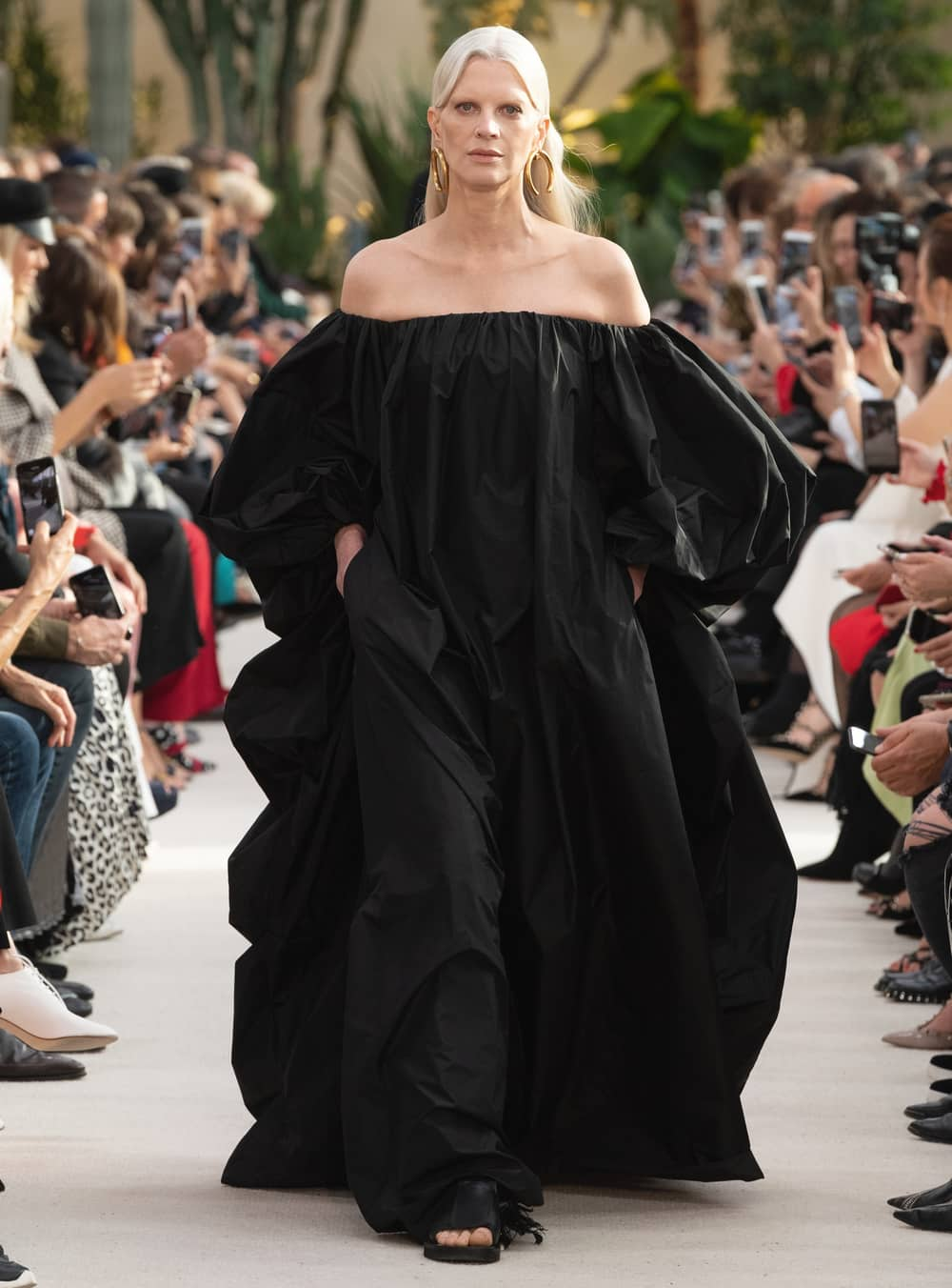 Paris Fashion Week: Spring Summer 2019 Valentino