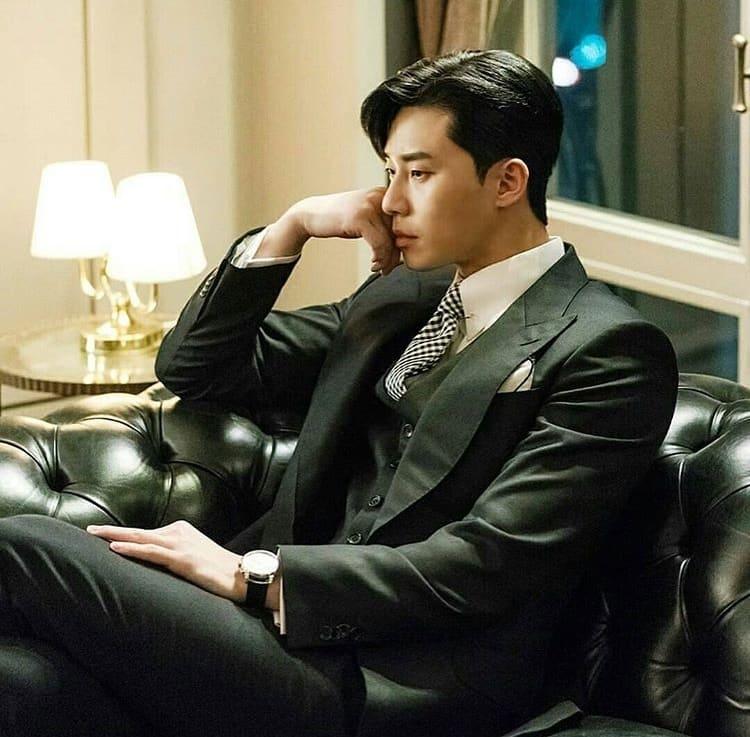Park Seo Joon Jadi Cowok Narsis Di Film Baru