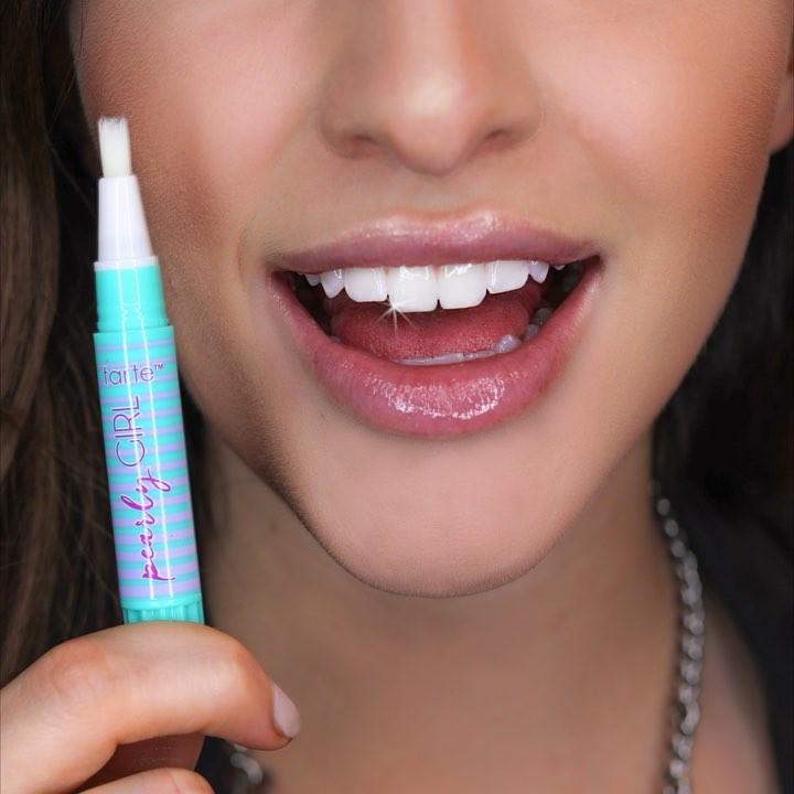 Pearly Girl: Solusi Gigi Putih Dari Tarte