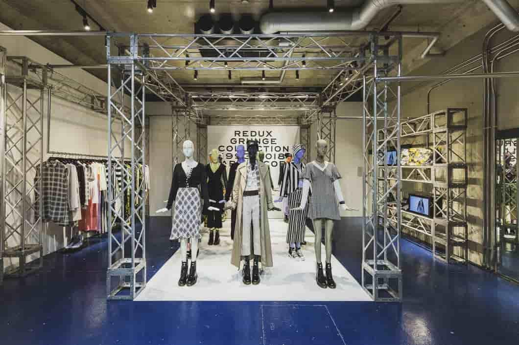 Peluncuran Koleksi Redux Grunge 1993/2018 Marc Jacobs