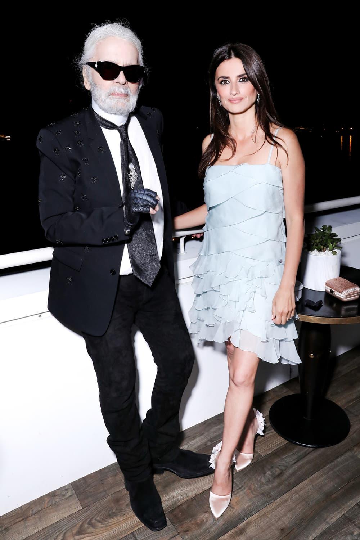 Penelope Cruz Jadi 'Brand Ambassador' Chanel