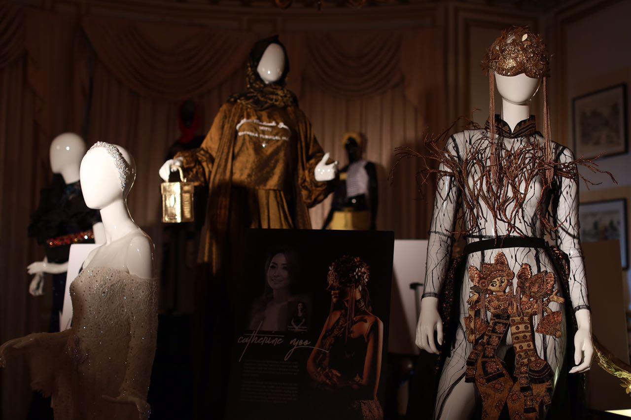 Peragaan Busana Desainer Indonesia di KJRI New York