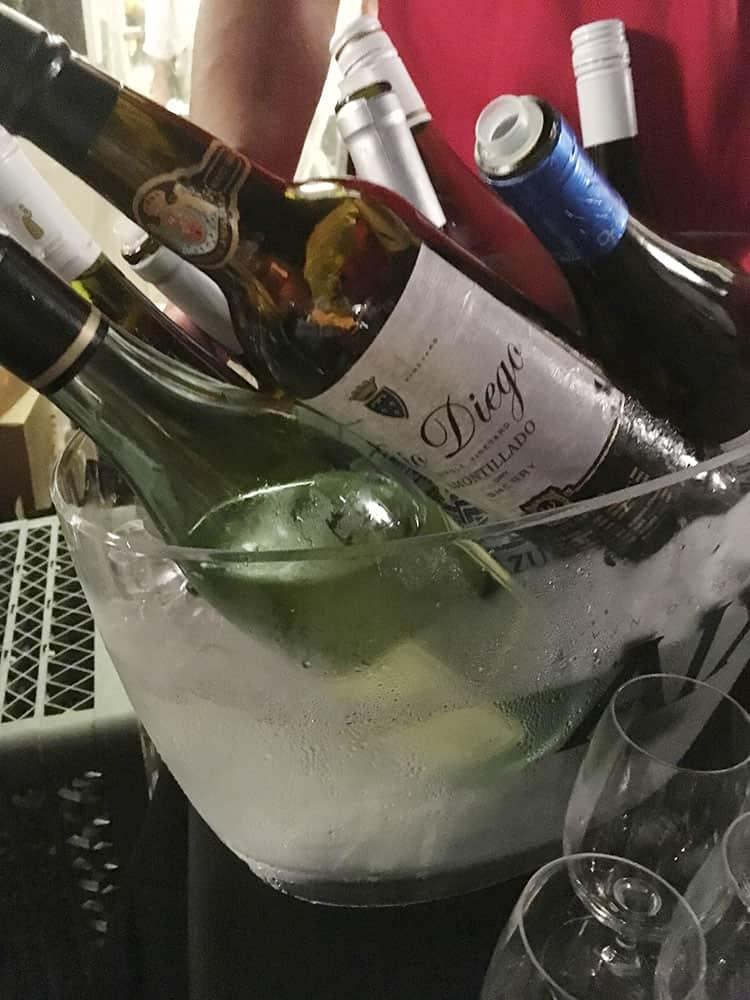 Perayaan 10 Tahun Festival Wine Singapura