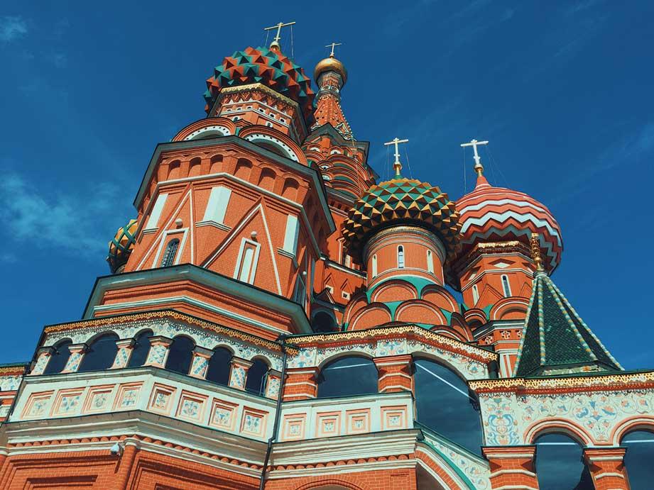 Pesona Moskow, dari Kremlin hingga Arbat Street