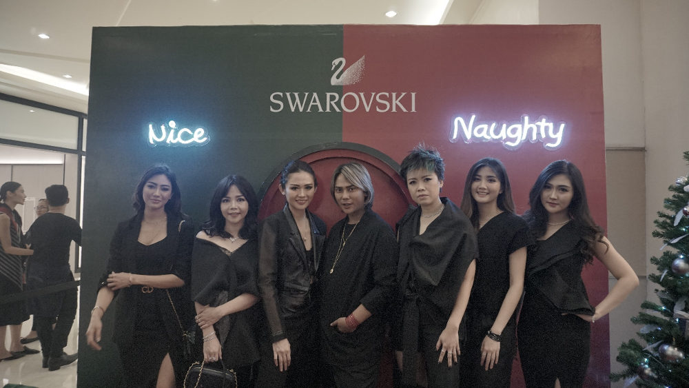Pesona 'Naughty or Nice' Swarovski untuk Akhir Tahun